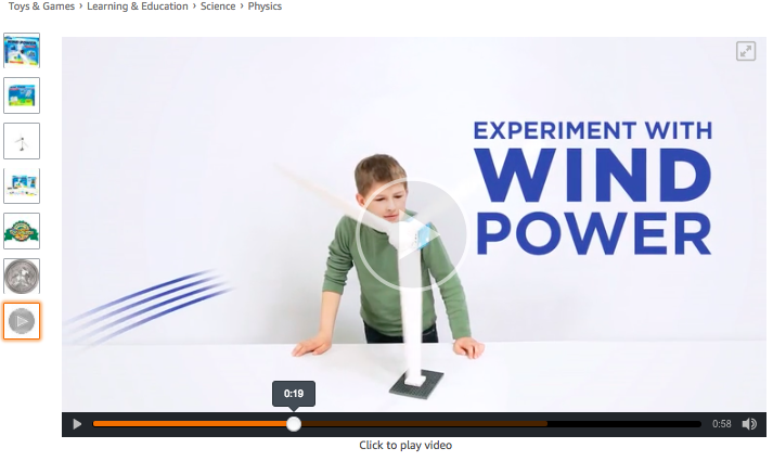 Wind Power Experiments